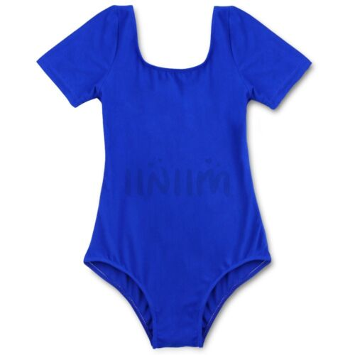 Baby Girls Ballet Dancewear Gymnastics Skate Kids Leotard Unitards Dance Costume