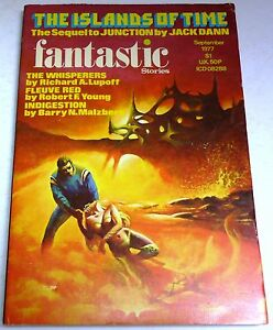 Fantastic Stories  US digest  September 1977  Vol26 No3  Lupoff Malzberg - Tadworth, Surrey, United Kingdom - Fantastic Stories  US digest  September 1977  Vol26 No3  Lupoff Malzberg - Tadworth, Surrey, United Kingdom