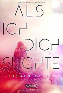 Als-ich-dich-suchte-de-Oliver-Lauren-Livre-etat-bon