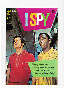 I-Spy-No-6-1968-Bill-Cosby-Cover-Last-Issue