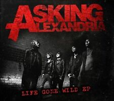 Life Gone Wild by Asking Alexandria (CD, Dec-2010, Sumerian Records)