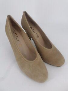 Unisa-Nianta-Womens-Platform-Court-Shoes-Beige-UK-5-EU-38-LN24-98