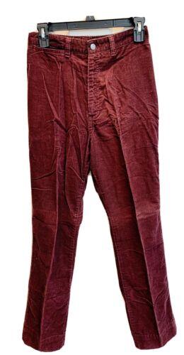 """Vintage Women's Cordurouy Pants """"Chemin De Fer"""" Si"""