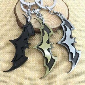 Batman-Keychain-Keyring-Backbag-Car-key-Superhero-Comics-Key-ring-Xmas-Gift