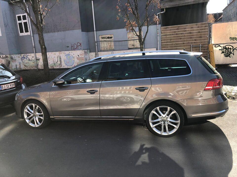 VW Passat, 2,0 TDi 140 Highl. Vari. DSG BMT, Diesel