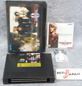 THE-KING-OF-FIGHTERS-2000-NEO-GEO-AES-with-Telephon-Card-FREE-SHIPPING-1433