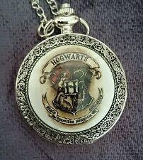 Harry Potter Hogwarts colour pocket watch