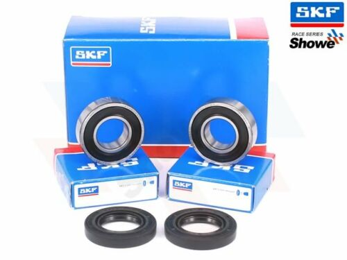 SKF Rear Wheel Bearings /& Seals Kit for KTM FREERIDE 250 R 2015-2016