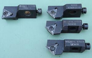 4 placas de inflexión soporte stfcr stscr soporte de giro placas de inflexión soportes de fijación tornos