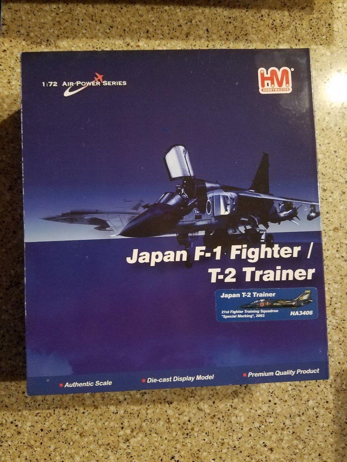 Hobby Master 1 72 Air Power Series HA3406 Japan T-2 Trainer 21st Fighter Trainin