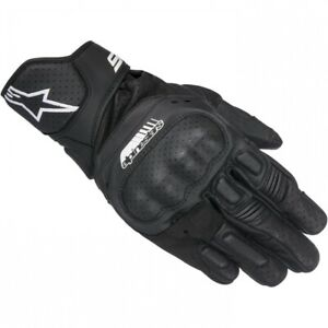 Alpinestars Sp 5 Black Motorcycle Gloves Ebay