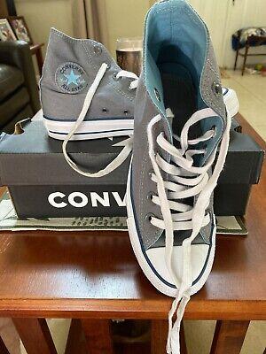 Converse CTAS Hi Cool Grey/Shoreline