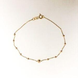 Kugelarmband-aus-14-kt-Gold