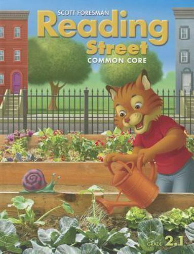 Scott Foresman Reading Street Common Core Grade 2 1 2012 Hardcover