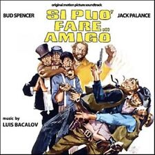 Luis Bacalov: Si Puo Fare... Amigo (New/Sealed CD)