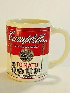 2fb6feda477 Details about Vintage Ceramic Campbell's Tomato Soup Mug