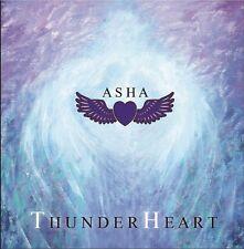 Asher Quinn (Asha) - Thunderheart - CD