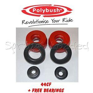 Polybush-Strut-Top-Mounts-10mm-for-VW-GOLF-IV-1J1-1-8-H-Back-08-1997-06-2005