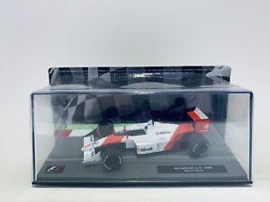 Panini-F1-Car-collection-MCLAREN-HONDA-MP4-4-1989-Nelson-Piquet-1-43-Formula-1