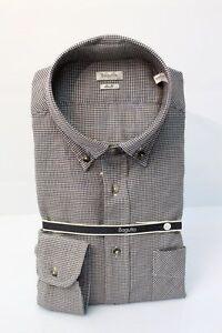 Uomo Chemise Chicago01243 Bagutta 13 Camicia Fantasia Aa Рубашка Shirt qvw7Wp5F