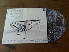 YARON HERMAN TRIO - BREWER - CLEAVER -  TIME FOR RARE CD PROMO !!!!!!!!!!!!!!