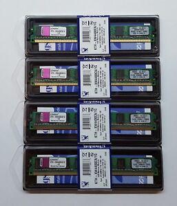 Kingston-4GB-4x1GB-PC2-6400-DDR2-800Mhz-CL6-1Rx8-KTH-XW4400C61G-418951-001