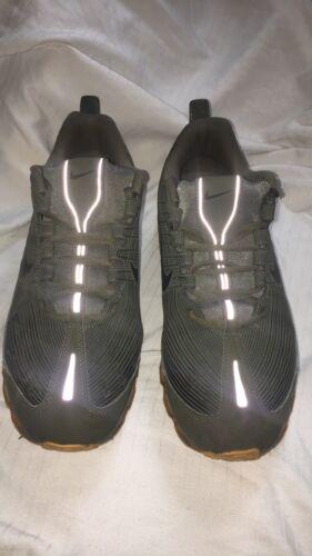 Trainer Leder Nike 2006 Schwarz 11 Cargo Gold Canyon Max Khaki Größe Air fwSrBSI