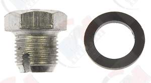 """1//2x20 OVERSIZE Oil Drain Plug 1//2/""""-20 with Gasket 090-032 for Dodge Jeep"""