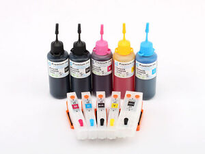 Refillable-Ink-Cartridge-Kits-for-Epson-Printer-XP-7100-33XL-NON-OEM