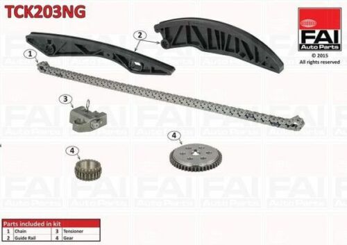 Timing Chain Kit for HYUNDAI i20 1.4//1.6 G4FA//G4FC Petrol FAI