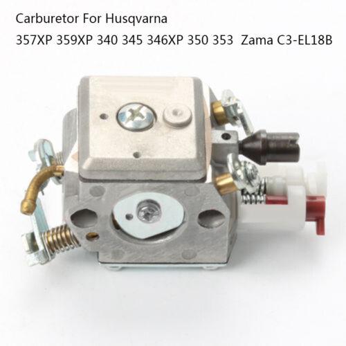 Vergaser Ersatzteil für Husqvarna 357XP 359XP für Zama C3-EL18B Hot
