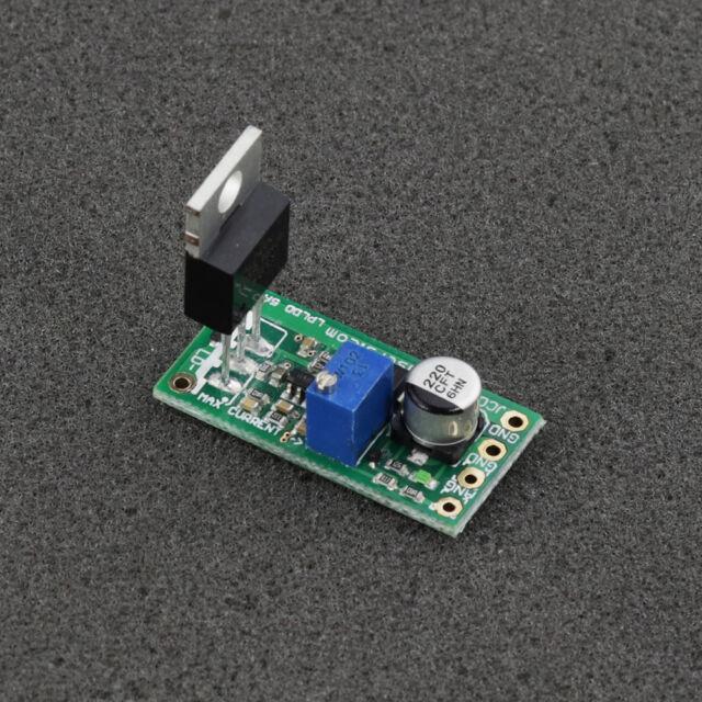 Laser Diode Driver One Channel 5A 12V TTL or Analog Modulation MOSFET Transistor