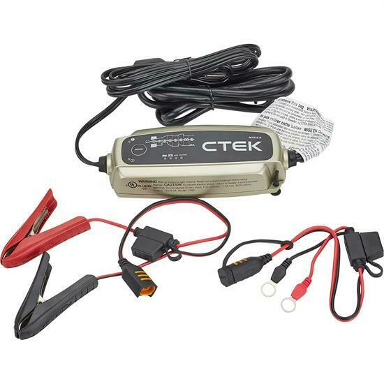 CTEK MXS 5.0 12 Volt 12v Car Battery Automatic Charger Maintainer & Tender