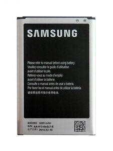 Original-Samsung-Batterie-EB-B800BE-pour-Galaxy-Note-3-N9000-N9005-3-8V-V-3200