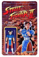 Street Fighter 2 - Chun-li 3.75 Collectible Art Retro Action Figure From Super7