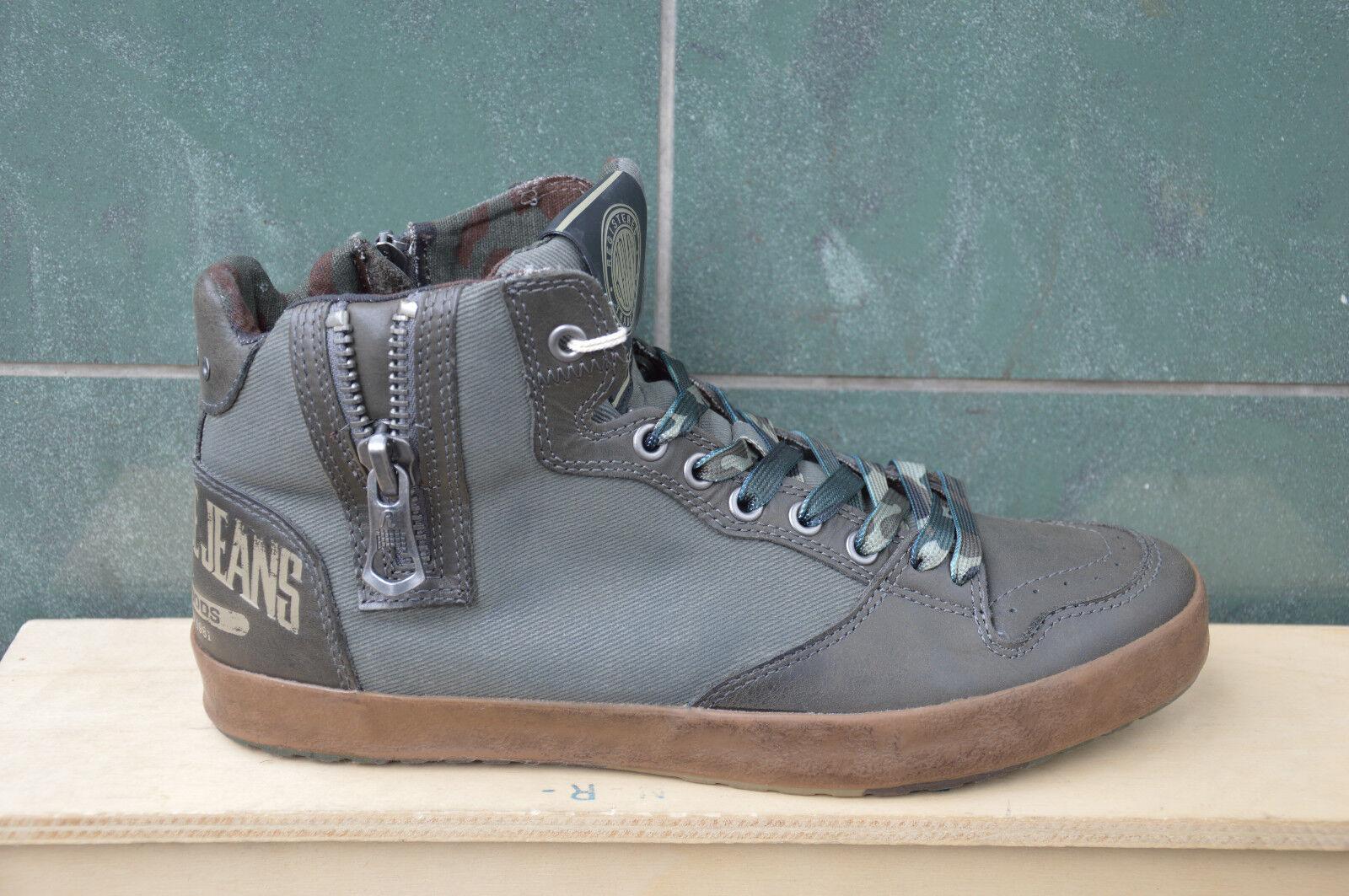 Replay Herrenschuhe Freizeitschuhe Schuhe Schuhes Sneaker NEU