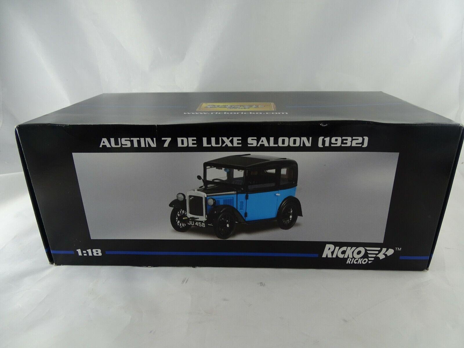 1  18 rico 32130 1932 Austin 7. Limusinas raras.