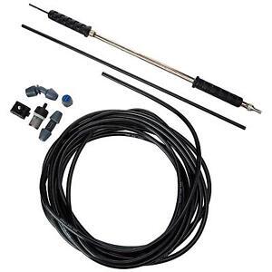 Hozelock Seringa Multi-Purpose seringue Pulvérisateur W 10 m Tuyau /& 60 cm Buse Extender