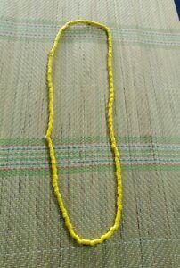 Details about Collar de OSHUN OCHUN ifa religion yoruba santeria