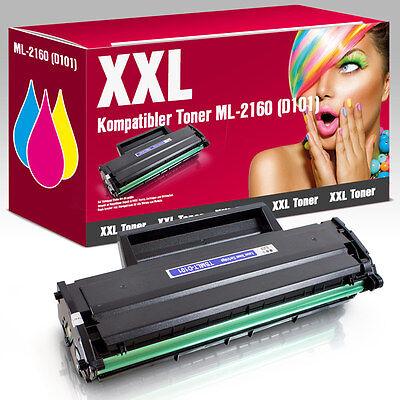 1 Toner für Samsung ML2165 ML2160 SCX3405 SCX3400 ML2168 SF760P ML2162 MLT-D101S