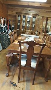 Image Is Loading American Drew Cherry Grove Dining Set