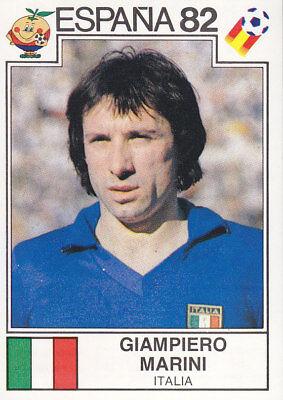 PANINI WORLD CUP STORY #142-ESPANA 82-ITALIA-ITALY-FRANCESCO GRAZIANI
