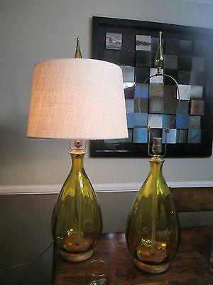 Blenko lamps collection on eBay!