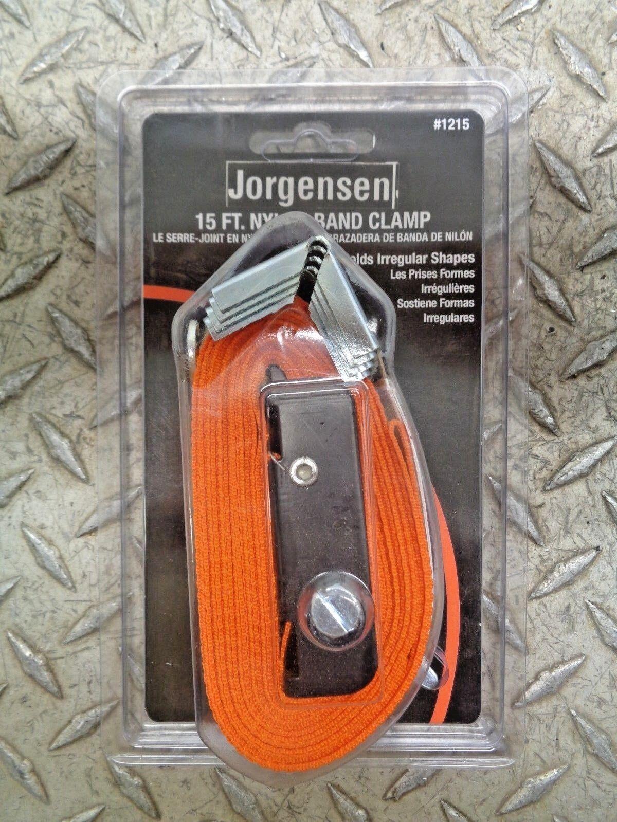 Pony Jorgensen Adjustable Clamp 1215 Band /& Web Clamp 15