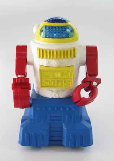 barato Batería ruso soviético Vintage de robots juguetes de plástico en en en funcionamiento  opciones a bajo precio