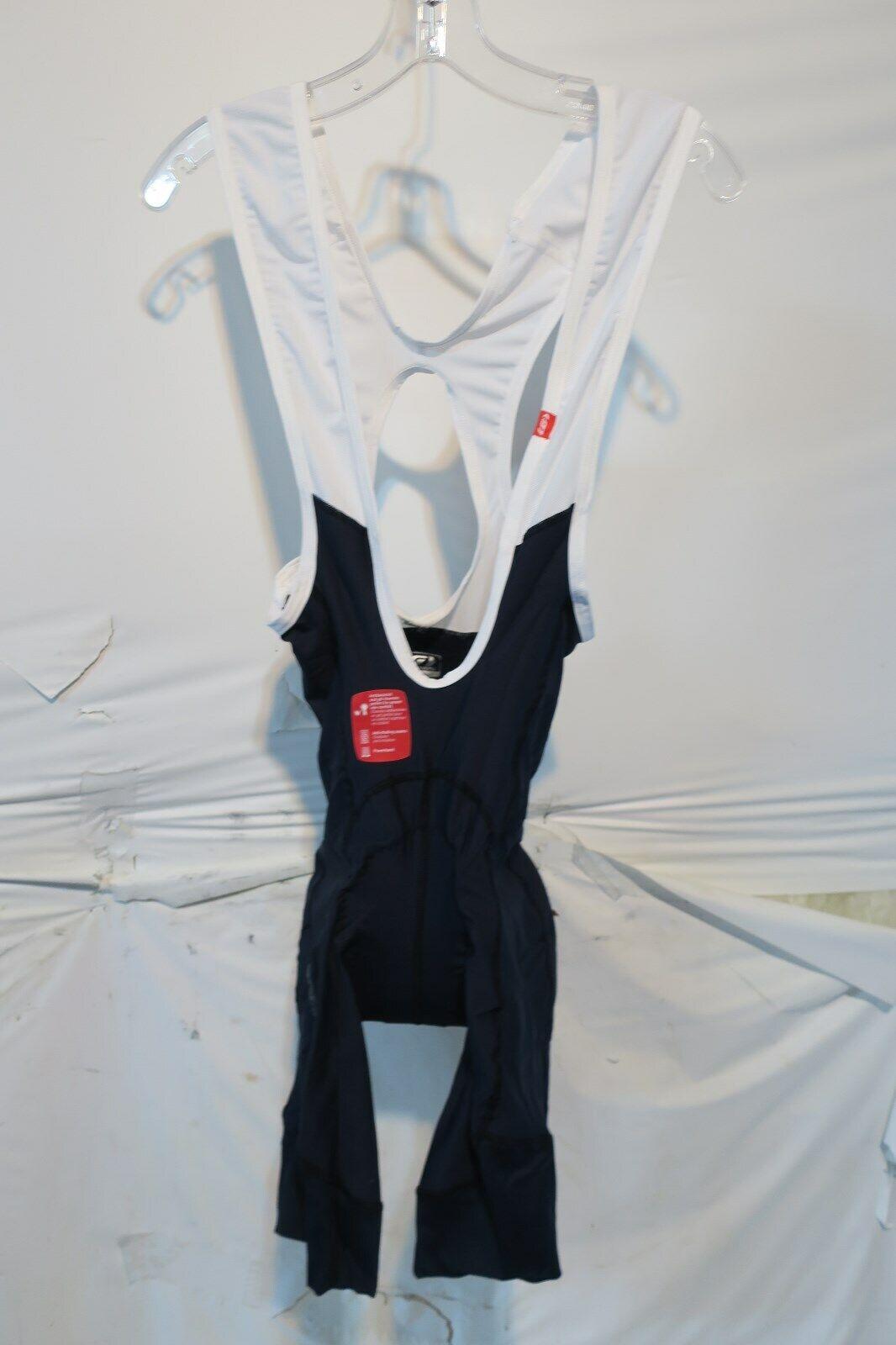 Louis Garneau Neo Power Motion Cyling Bib Shorts Men's Small Dark Knight