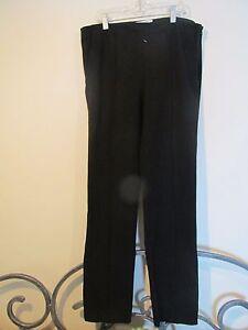 Diane-Von-Furstenberg-DVF-Pants-Size-10-Large-Silk-Lined-Pockets-Stretch
