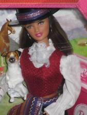 2012 Chile Barbie Doll DOTW Passport Pink Label w/ Dog #W3494 NRFB