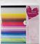 multi-couleur Papermania 12 x 12 pouces papier de couleur paquet de 48
