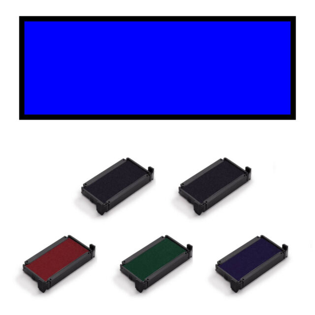 Trodat 6/4913 Swop Pad Blau Stempelkissen Austauschkissen für Printy 4913 4953